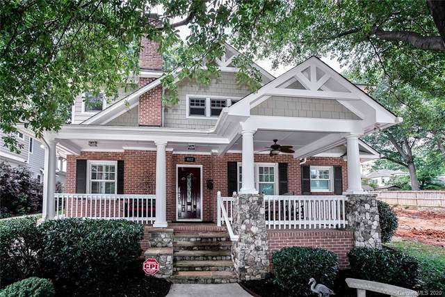 812 Mcdonald Avenue, Charlotte, NC 28203 (#3636549) :: The Downey Properties Team at NextHome Paramount