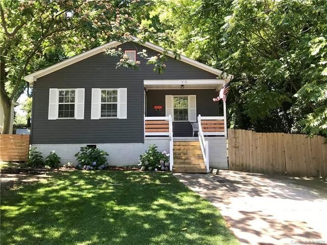 812 E 18th Street, Charlotte, NC 28205 (#3636555) :: Robert Greene Real Estate, Inc.