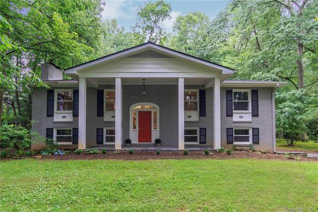 169 Echo Drive, Laurel Park, NC 28739 (#3636571) :: MartinGroup Properties