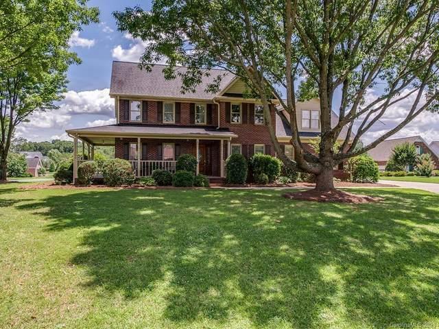601 Vance Place #13, Monroe, NC 28110 (#3636607) :: Exit Realty Vistas