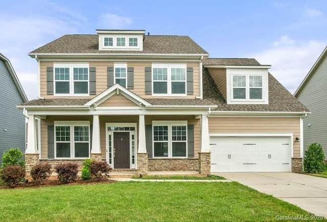 1011 Thessallian Lane, Indian Trail, NC 28079 (#3636609) :: MOVE Asheville Realty