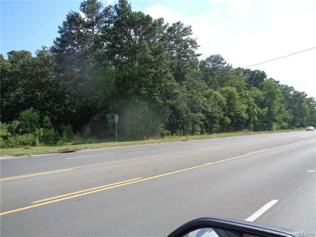 0 E Hwy 24/27 Highway E, Biscoe, NC 27209 (#3636618) :: High Performance Real Estate Advisors