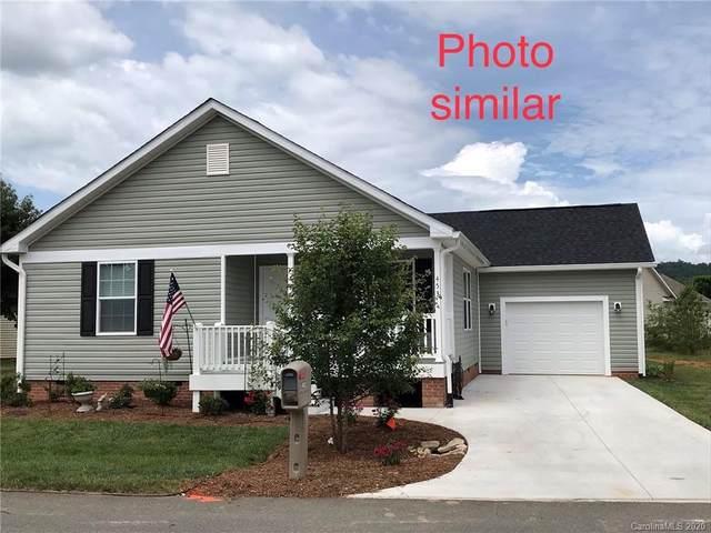 244 Beechnut Drive, Hendersonville, NC 28739 (#3636626) :: Besecker Homes Team