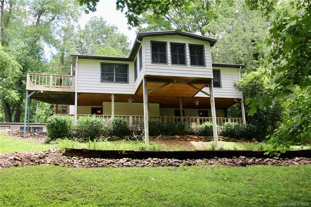 274 Sugar Mountain Road, Waynesville, NC 28785 (#3636646) :: Rinehart Realty