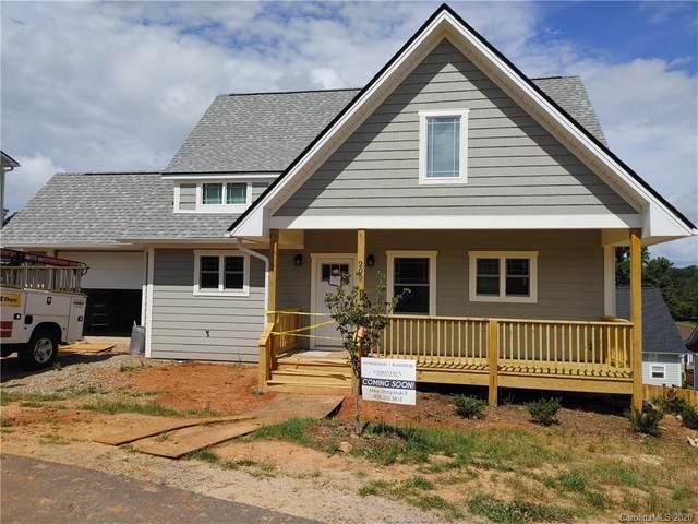 205 Oak Meadow Lane #28, Asheville, NC 28804 (#3636662) :: BluAxis Realty