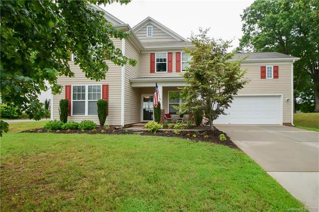 7008 Pine Cone Lane, Indian Trail, NC 28110 (#3636699) :: Charlotte Home Experts