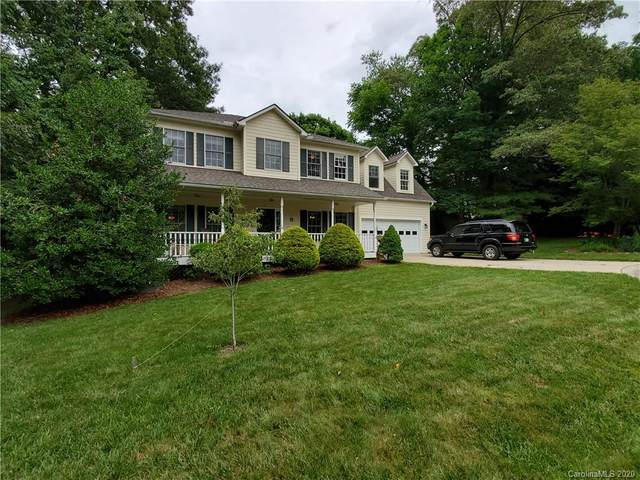 25 Whitleigh Court, Arden, NC 28704 (#3636704) :: Rowena Patton's All-Star Powerhouse
