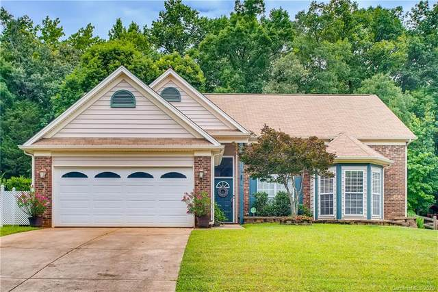 13106 Asheford Woods Lane, Charlotte, NC 28278 (#3636721) :: BluAxis Realty