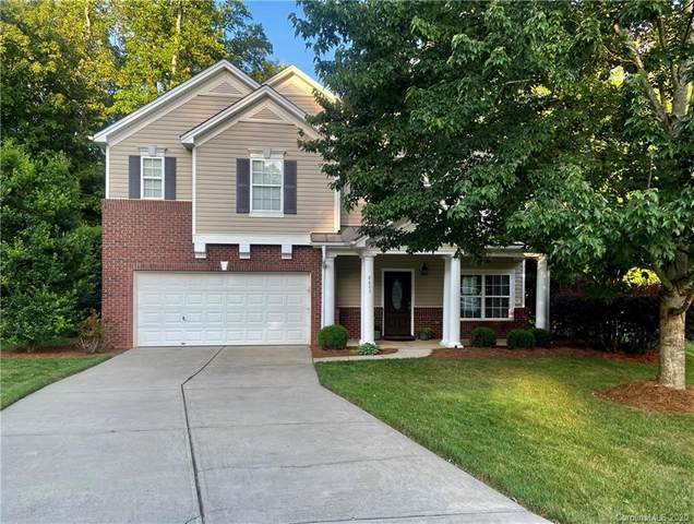 8807 Driftwood Commons Court, Mint Hill, NC 28227 (#3636723) :: Keller Williams South Park