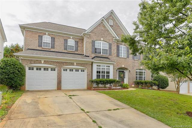 10310 Montrose Drive NW, Charlotte, NC 28269 (#3636734) :: Rowena Patton's All-Star Powerhouse