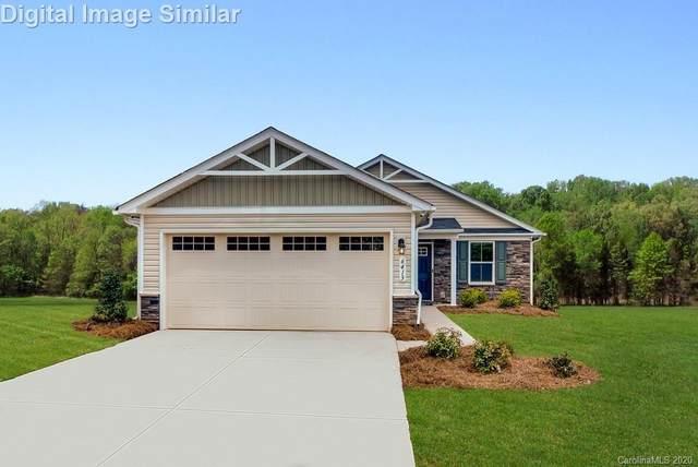 9731 Wardley Drive #85, Charlotte, NC 28215 (#3636748) :: Carlyle Properties