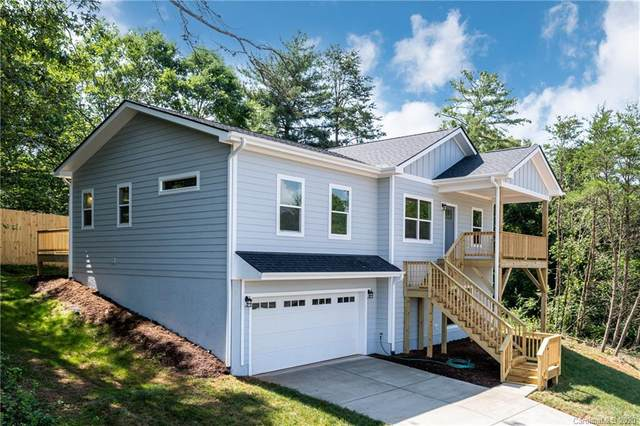 69 Greenwood Fields Drive #78, Asheville, NC 28804 (#3636786) :: Zanthia Hastings Team