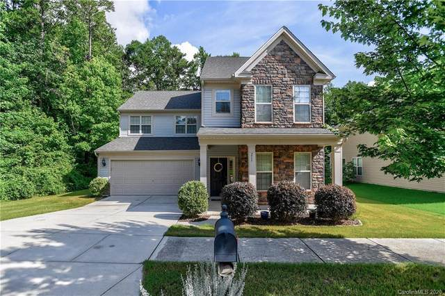 211 Quail Crossing, Huntersville, NC 28078 (#3636790) :: Robert Greene Real Estate, Inc.