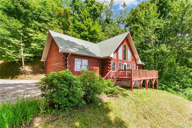 226 Brigham Drive, Waynesville, NC 28785 (#3636792) :: Rowena Patton's All-Star Powerhouse