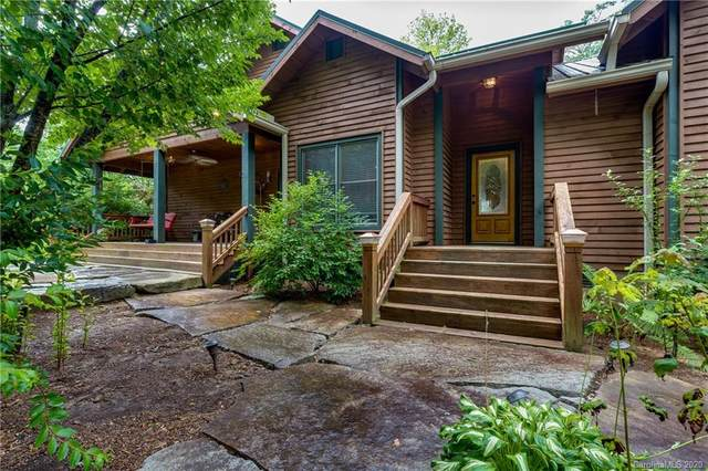 5490 Whitewater Road, Sapphire, NC 28774 (#3636814) :: Charlotte Home Experts