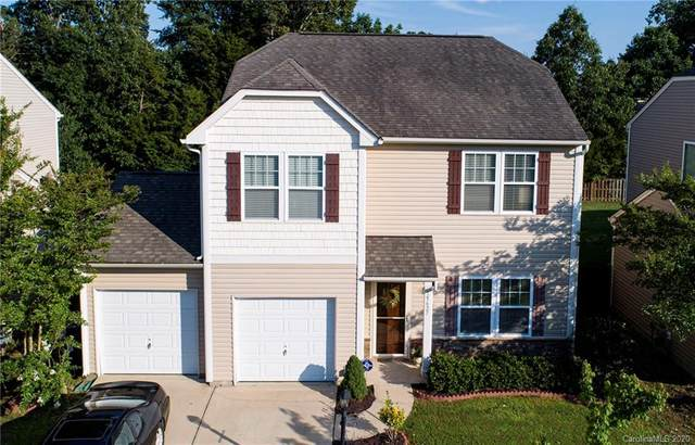 15627 Lakepoint Forest Drive #37, Charlotte, NC 28278 (#3636830) :: MartinGroup Properties