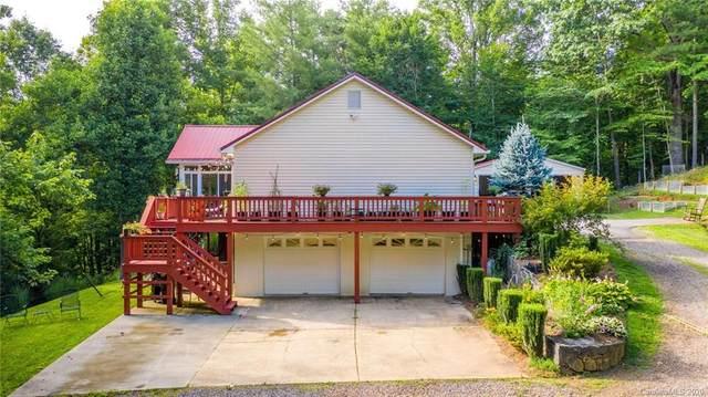 169 Paradise Lane, Mars Hill, NC 28754 (#3636844) :: Carlyle Properties