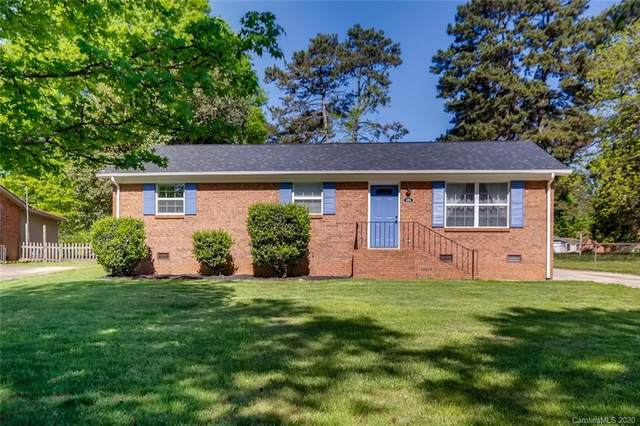 1801 Lakedell Drive, Charlotte, NC 28215 (#3636859) :: Carlyle Properties