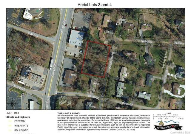 00 N Stoney View Court 3 & 4, Hendersonville, NC 28739 (#3636872) :: Mossy Oak Properties Land and Luxury