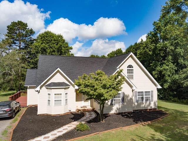 1069 Clemmay Trail, Lincolnton, NC 28092 (MLS #3636880) :: RE/MAX Journey