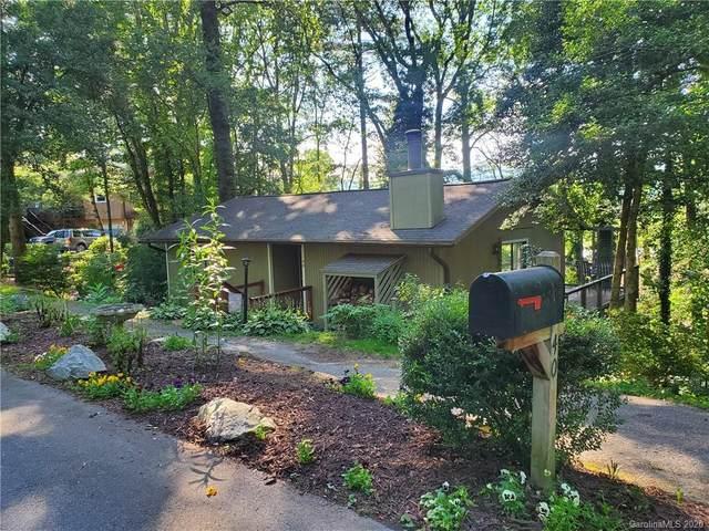 40 Cherry Ridge Road, Pisgah Forest, NC 28768 (#3636889) :: LePage Johnson Realty Group, LLC