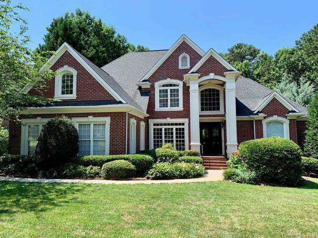 15639 Knox Hill Road, Huntersville, NC 28078 (#3636902) :: Premier Realty NC
