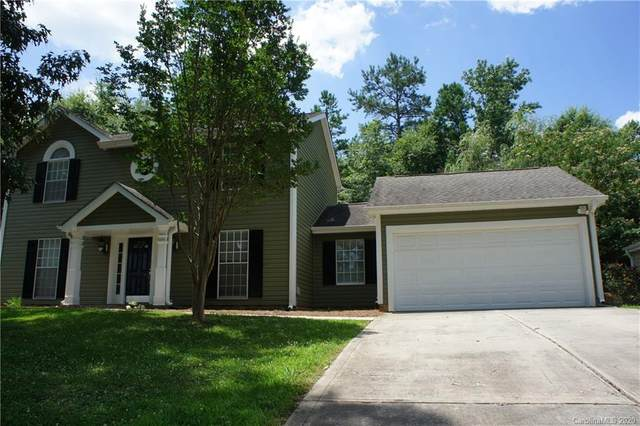 12517 Woodside Falls Road, Pineville, NC 28134 (#3636974) :: Homes with Keeley | RE/MAX Executive