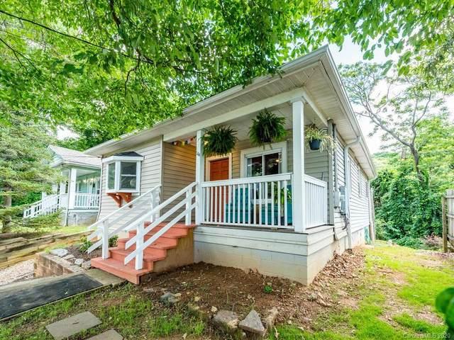 144 Clingman Avenue, Asheville, NC 28801 (#3636975) :: Rinehart Realty