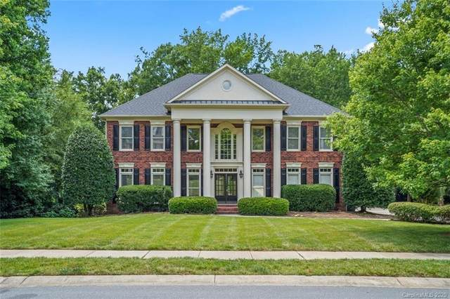 3225 Savannah Hills Drive, Matthews, NC 28105 (#3636987) :: Stephen Cooley Real Estate Group