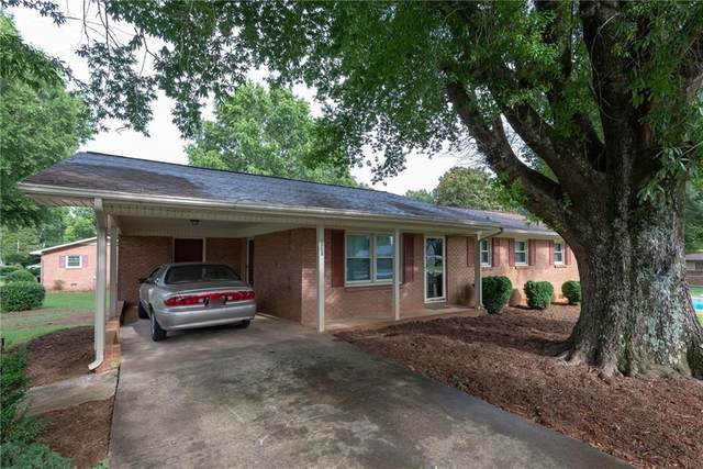 1504 County Home Road, Conover, NC 28613 (#3636988) :: LePage Johnson Realty Group, LLC
