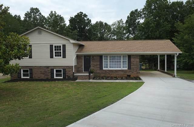 270 Cherokee Lane, Salisbury, NC 28147 (#3636989) :: Stephen Cooley Real Estate Group