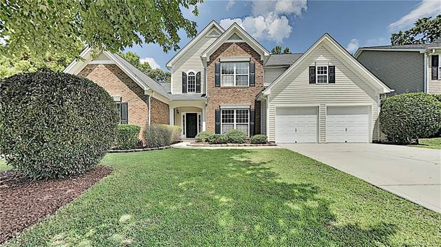 16130 Grafham Circle, Huntersville, NC 28078 (#3637032) :: SearchCharlotte.com