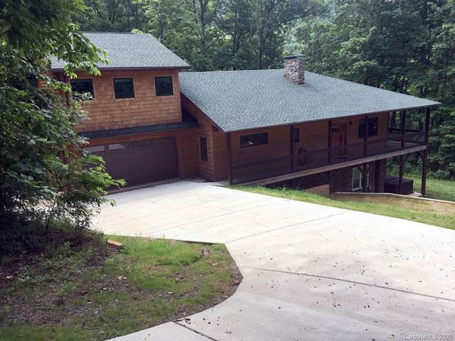 399 Whitewater Cove Road, Montreat, NC 28757 (MLS #3637060) :: RE/MAX Journey