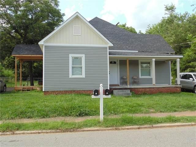 302 W 13th Street A&B, Newton, NC 28658 (#3637078) :: Exit Realty Vistas