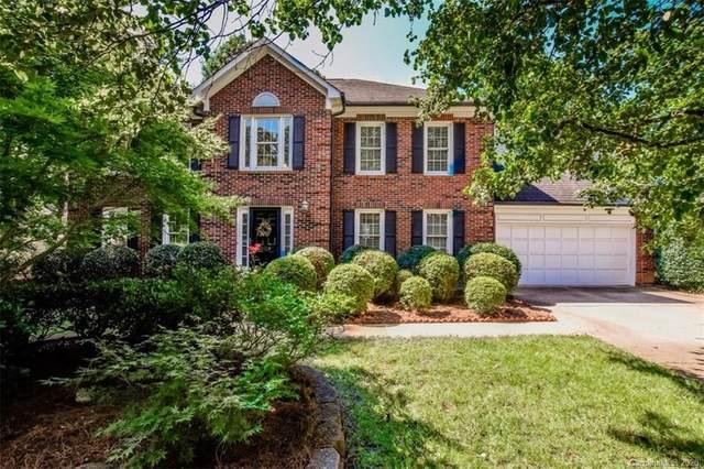 8918 Scottsboro Drive, Huntersville, NC 28078 (#3637092) :: MartinGroup Properties