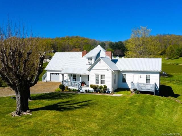 94 Palmer Road, Waynesville, NC 28786 (#3637106) :: Carolina Real Estate Experts