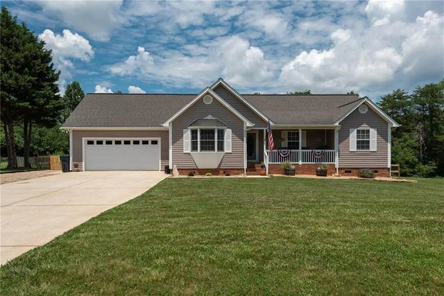 133 Westscott Drive #6, Statesville, NC 28625 (#3637121) :: Carlyle Properties
