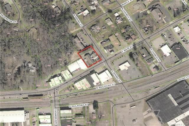 75 E Main Street, Old Fort, NC 28762 (#3637139) :: LePage Johnson Realty Group, LLC