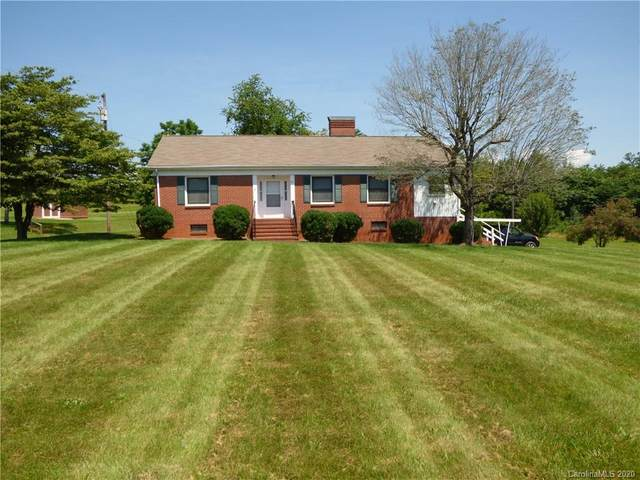 1111 N Nc 16 Highway, Conover, NC 28613 (#3637207) :: LePage Johnson Realty Group, LLC