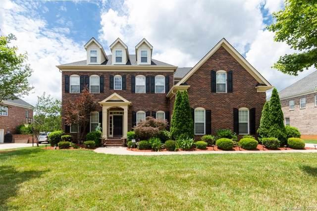 4003 Tillingmere Circle #64, Matthews, NC 28104 (#3637214) :: Carolina Real Estate Experts