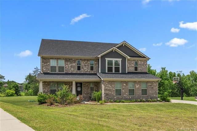 4753 Bridle Court, Harrisburg, NC 28075 (#3637236) :: Miller Realty Group