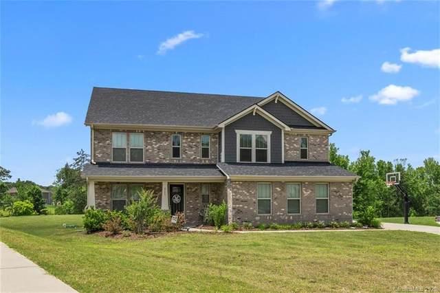4753 Bridle Court, Harrisburg, NC 28075 (#3637236) :: LePage Johnson Realty Group, LLC
