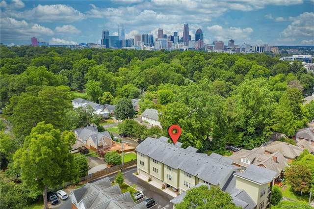 1236 Pierce Street, Charlotte, NC 28203 (#3637240) :: The Downey Properties Team at NextHome Paramount