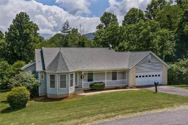 16 Hickory Nut Cove Road, Fairview, NC 28730 (#3637264) :: Carlyle Properties