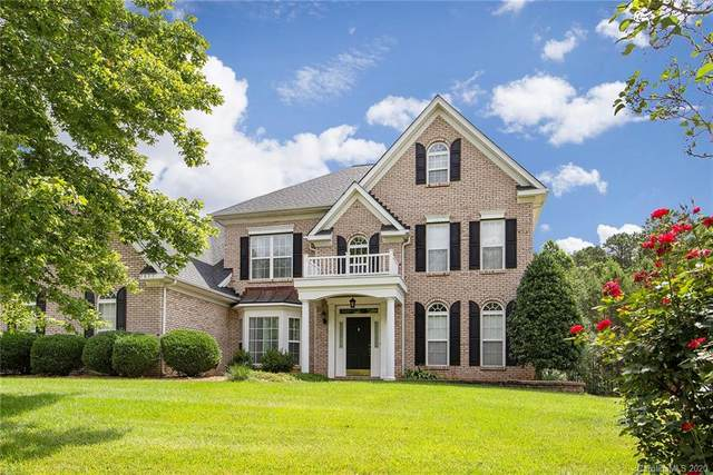 1611 Ambergate Drive, Waxhaw, NC 28173 (#3637305) :: Besecker Homes Team