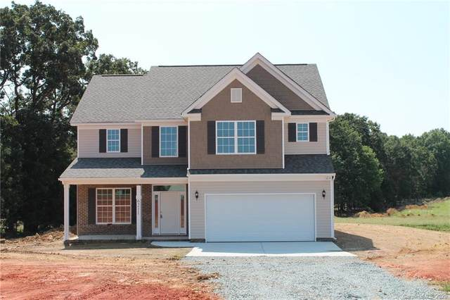 6211 Old Highway Road, Waxhaw, NC 28173 (#3637308) :: Carver Pressley, REALTORS®