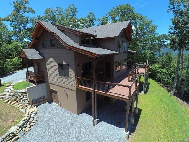 138 Lookout Point, Bryson City, NC 28713 (#3637337) :: Stephen Cooley Real Estate Group
