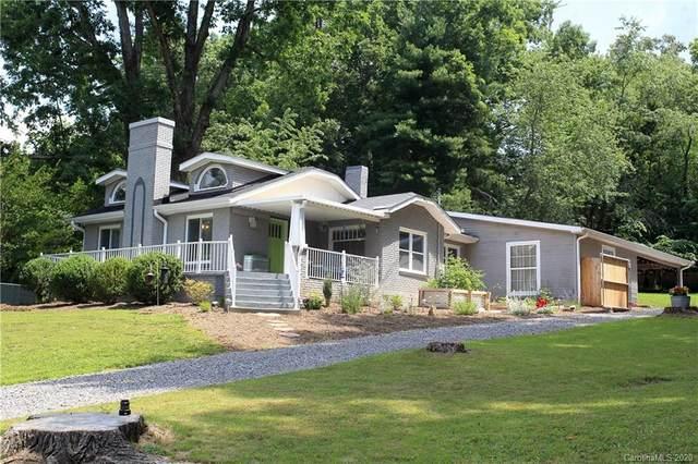 672 Monte Vista Road, Candler, NC 28715 (#3637352) :: Keller Williams South Park