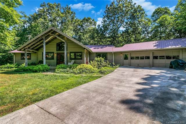 2 Saddle Top Road, Flat Rock, NC 28731 (#3637357) :: LePage Johnson Realty Group, LLC