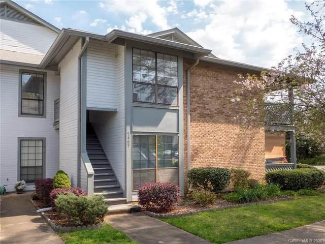 5869 Harris Grove Lane #5869, Charlotte, NC 28212 (#3637358) :: Homes Charlotte
